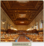 New York Public Library, interno